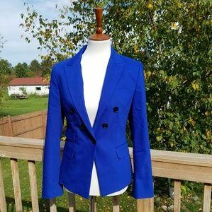 Express Cobalt Blue Blazer
